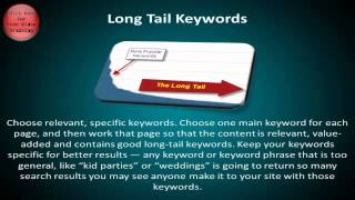 Optimize SEO Content For Relevant, Long-tail Keywords